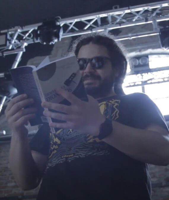"Interviu video despre ""Urmașii lui Dionysos"" @ Playtech.ro // 22 Noiembrie 2020"